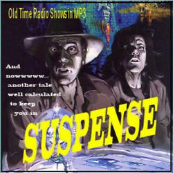 Suspense! The Complete Set of 909 Old Time Radio Mystery Thriller Shows DVD