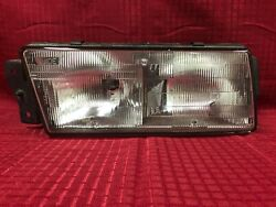 1986 1987 1988 Cadillac Cimarron Left Headlight Lamp***CLEAR***A+++++