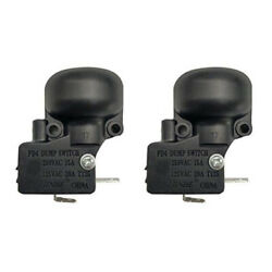 Outdoor Propane Gas Patio Heater Parts Micro Anti Tilt Dump-Switch Pack of 2