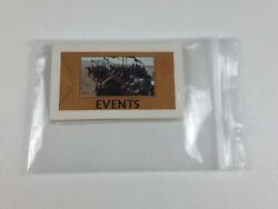 Monopoly Lord of The Rings Trilogy Edition Replacement Pieces 2003 EVENTS Cards