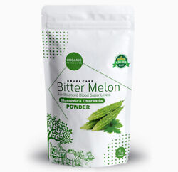 KRUPACARE Organic Bitter Melon powder Momordica Charantia 100% Natural 816 OZ $14.99