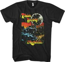 THIN LIZZY - Nightlife T-Shirt - Size Small S - Classic Hard Rock
