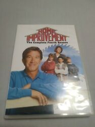 Home Improvement - The Complete Fourth Season (DVD 2015) $12.00