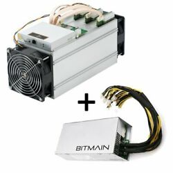 Antminer S9 13.5 THs running at 15 THs with PSU