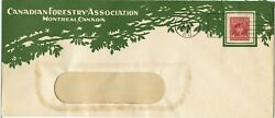 1943 Canadian Forestry colour advertising War Issue commercial Canada cover