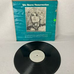 The DOORS VinylLP Resurrection Beacon Island Records Printed In Australia Rare!