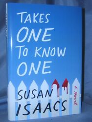 TAKES ONE TO KNOW ONE SUSAN ISAACS BRAND NEW BCE HCDJ CAN SHE FIND THE TRUTH?
