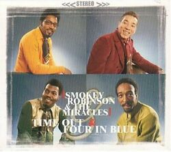 Time Out  Four in Blue Import Smokey Robinson Format: Audio CD