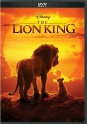 Lion King 2019 (Live Action) DVD Brand New Factory Sealed Shipping Now