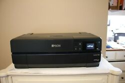 Epson SureColor P800 Printer***EXCELLENT CONDITION***Lightly Used