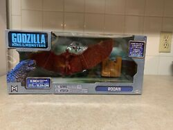 GODZILLA RODAN WITH OSPREY HELICOPTER AND DESTRUCTABLE CITY $24.00