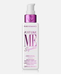 Pure Romance Just Like Me Lubricant ORIGINAL Unscented NEW! *FREE SHIPPING*