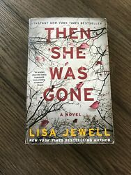 Then She Was Gone : A Novel by Lisa Jewell (2018 Paperback)