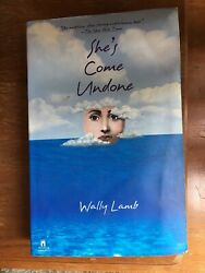 She's Come Undone by Wally Lamb (1998 Paperback)