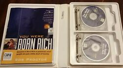 Bob Proctor You Were Born Rich Seminar 6 DVD + 16 CD Self Help Law Of Attraction
