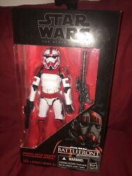 Star Wars Black Series Battlefront Imperial Shock Trooper Figure New