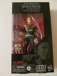 Star Wars: The Black Series - #93 - Cal Kestis - 6-Inch - Sealed