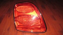 05-08 BENTLEY CONTINENTAL FLYING SPUR DRIVER TAIL LIGHT #3W5.945.095