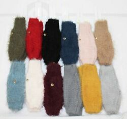 New Super Snug Fingerless Gloves by BCBGeneration 12 Colors to Choose From #FG18 $5.99