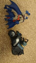 Vintage Batman Toy Bundle Dc GBP 10.00