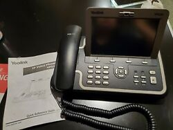 Yealink VP530 IP Video Phone with manual Business Conference Work Video Phone