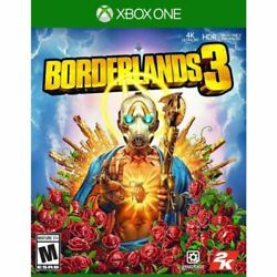 Borderlands 3 Xbox One with Gold Weapon Skins Pack Brand New Sealed $17.37