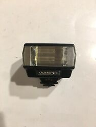 OLYMPUS OM System Electronic Flash T20 Free Shipping