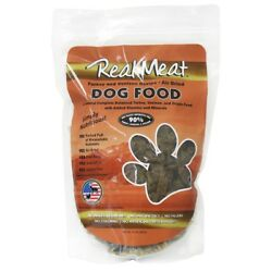 2lbs Real Meat Air Dried Turkey & Venison Flavor Food for Dogs