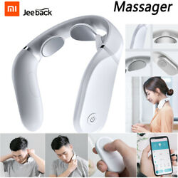 Xiaomi JEEBACK G2 Neck Massager Relax TENS Pluse Cervical Spine Massage K0T6