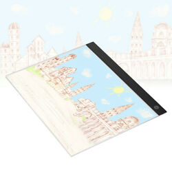 A3 Large-size Tracing Light Pad for Drawing Box LED Tracer Copy Board US E8H2