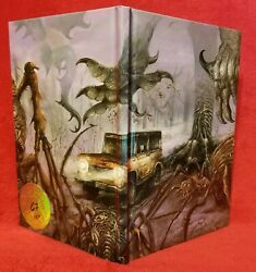 STEPHEN KING It Came From The Mist CREATURE ART BOOK! Artist Signed Chadbourne!