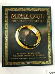 Middle-earth from Script to Screen: Building the World of LOTR & The Hobbit