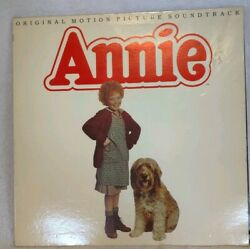 Annie Original Motion Picture Soundtrack Vinyl Lp