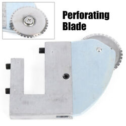 NEW Perforating Blade 18'' 460mm Electric Creasing Cutting Perforator with Gear $21.80