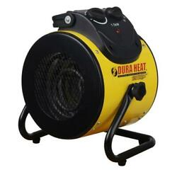 Electric Space Heater 1500W Garage Forced Air Fan Portable Utility Home Shop $59.73