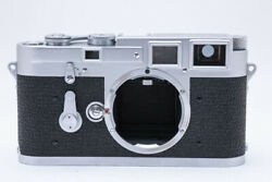 Leica M3 Double Stroke 750000 (Leica Leitz Lights DS) Store EXC++