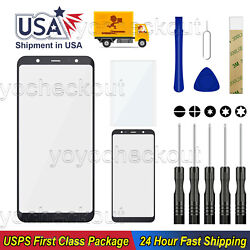 For Samsung Galaxy A6 Plus SM A605GN Replacement glass Lens Screen $12.09