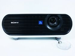 Sony VPL-EX7 Tri-LCD Projector 2000 ANSI HD HDMI-adapter Accessories bundle $183.34