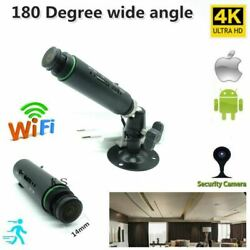 Small Camera 4K WIFI HD 1080P IP camera Wireless Security Camera Motion detect $52.99
