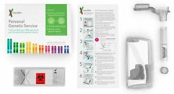 23 and Me DNA Ancestry Personal Genetic Profile Saliva Collection Kit by 23AndMe