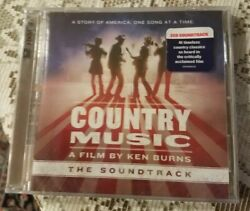 Country Music A Film by Ken Burns The Soundtrack 2 Disc Set Story About America