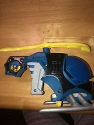 Fisher Price Imaginext DC Super Friends Batman Helicopter Blue Batcopter $6.00