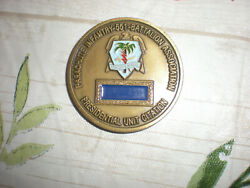 WW2 551st PARACHUTE INFANTRY Bn PARATROOPER 2001 CHALLENGE COIN PUC From Veteran $102.00