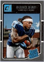 Derek Henry Tennessee Titans choose your card Rookies RC and more... $2.00