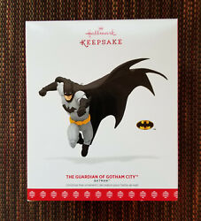 2017 Batman The Guardian of Gotham City Hallmark Keepsake Ornament - New in Box