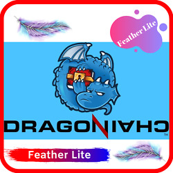 70 DragonChain - 70 DRGN - CRYPTO MINING-CONTRACT Crypto Currency $19.00