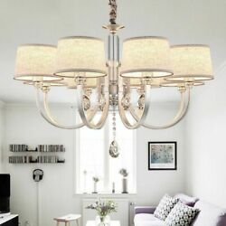 Modern Chandeliers Lighting Fabric Modern Chandelier Light Crystal Chandelier On $507.59
