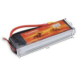 11.1V 5500MAH 3S 35C LIPO BATTERY RC Battery XT60 for RC Helicopter RC Airplane $35.99