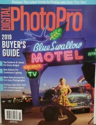 Digital Photo Pro Holiday 2019 Buyers Guide Top Cameras FREE SHIPPING CB $14.99