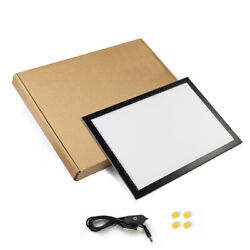 A3 LED Tracing Light Box Board Art Tattoo Drawing Pad Table Painting Tool  $27.99